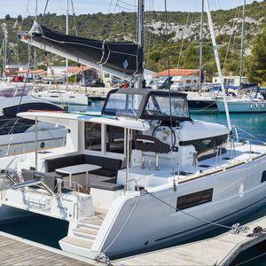 Location catamarans - Croatie