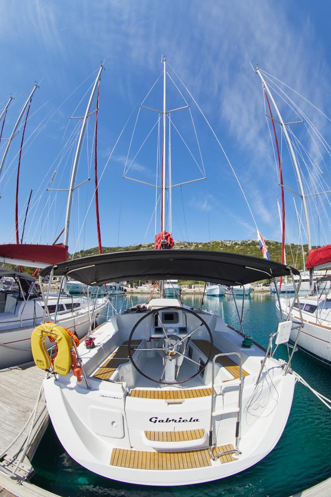 Noleggio barca a vela - Croazia