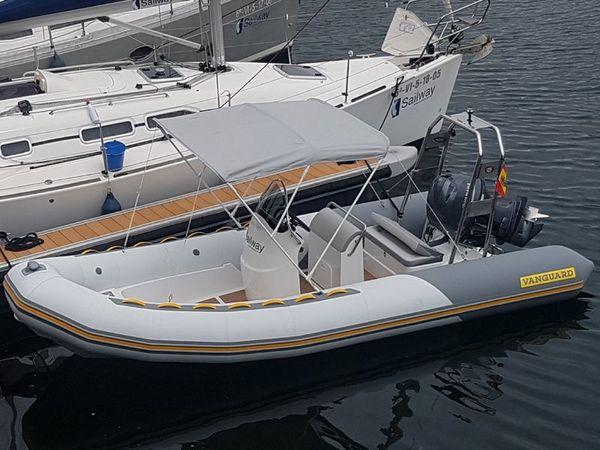 Vanguard 560 | Sailway Siete