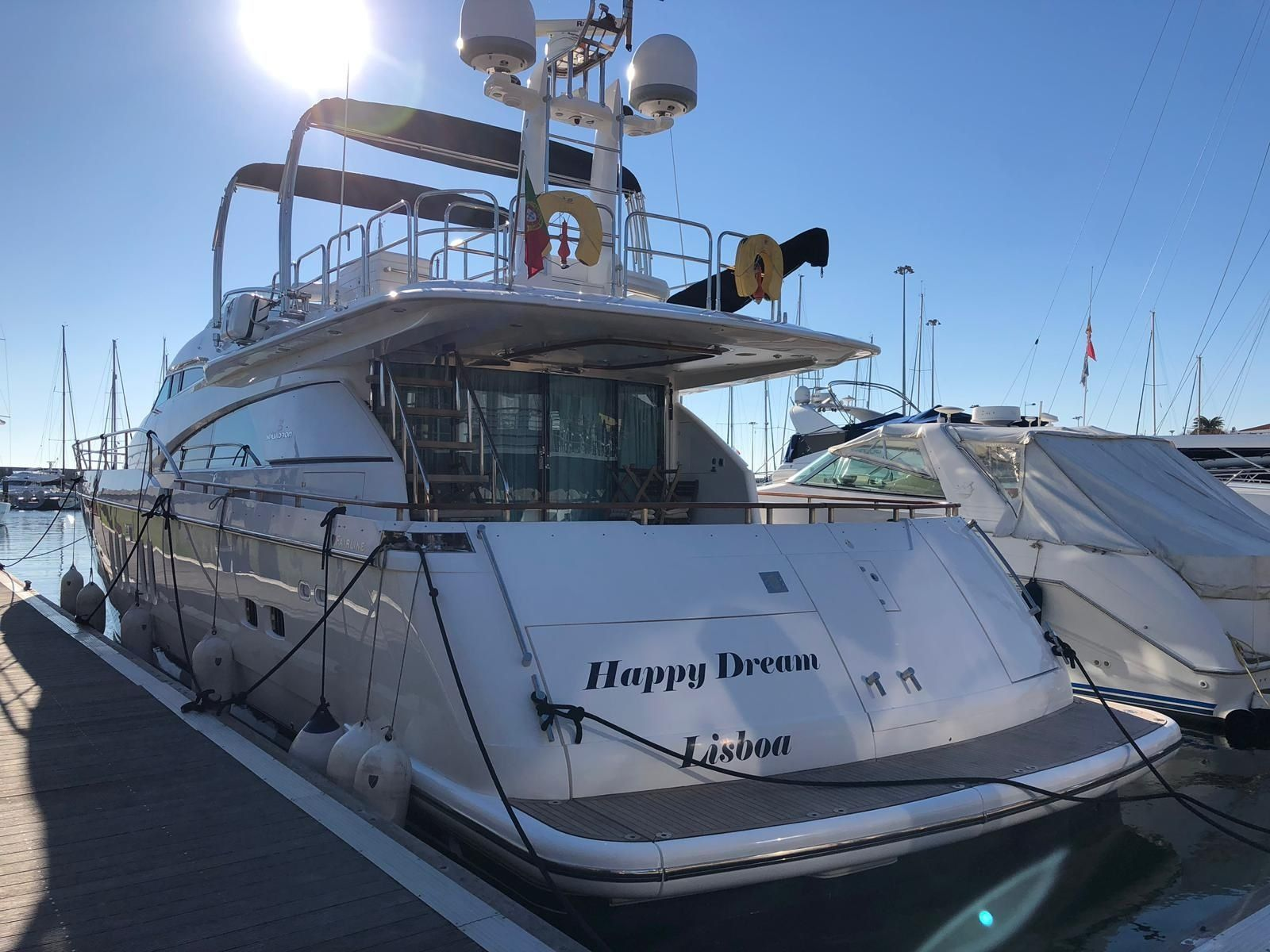 Charter Motor Yacht - Portugal