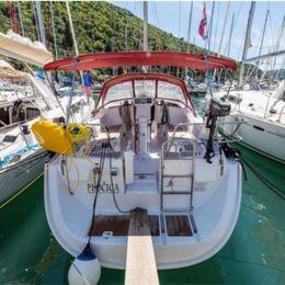Beneteau Oceanis Clipper 423 | Pločica
