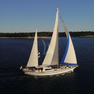 Thackwray Sailing Yacht   Free Wings