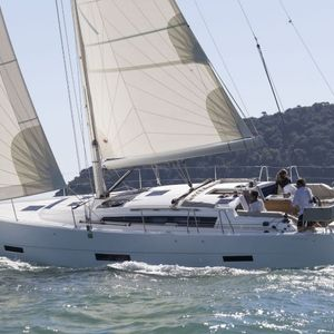 Dufour 430   Curlew