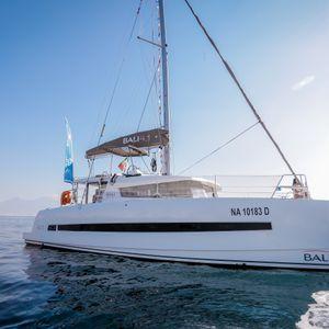 Alquiler de catamarán - Italia