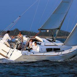 Jeanneau Sun Odyssey 33   Ariel 3