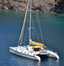 Outremer 55 | Belle Ile