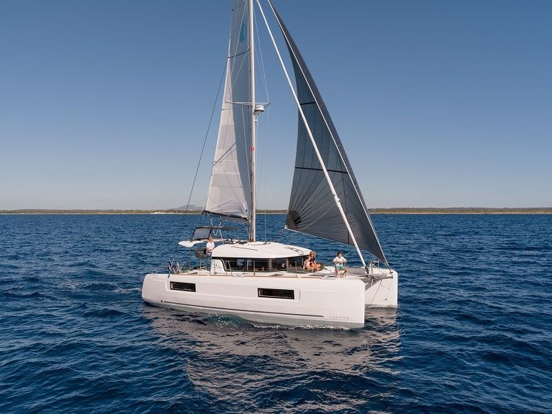 Catamaran Yacht - Turkey