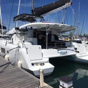 Location catamarans - Italie