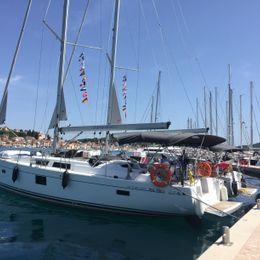 Hanse 455 | Victoria One