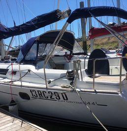 Jeanneau Sun Odyssey 44   Tewa