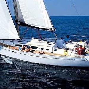 Jeanneau Sun Odyssey 43 | Marigalo