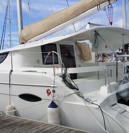 Fountaine Pajot Lipari 41 | Curieuse
