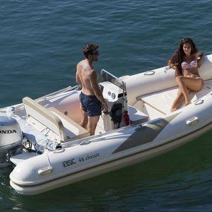 BSC Rubber Boat | 460