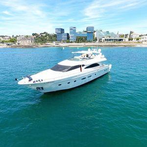 Моторная яхта - Португалия
