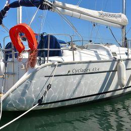 Beneteau Cyclades 43 | Vanda