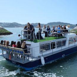 Custom Built Party Boat | Tejo Azul