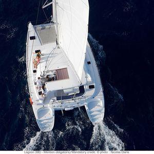 Alquiler de catamarán - Francia