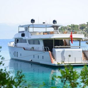 Alquiler yate - Turquía