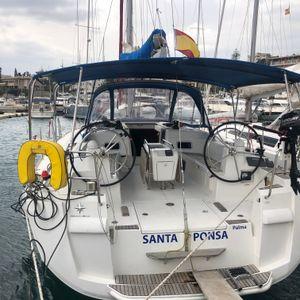 Jeanneau Sun Odyssey 469   Santa Ponsa