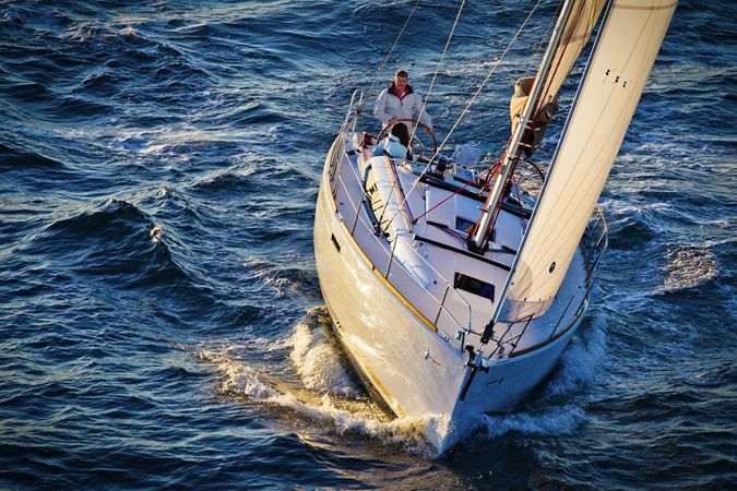 Jeanneau Sun Odyssey 389 | Plover