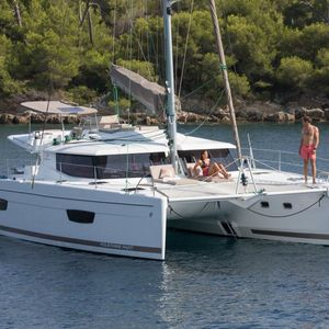 Fountaine Pajot Helia 44 | Gingembre