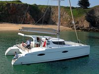 Fountaine Pajot Mahe 36 (2013)