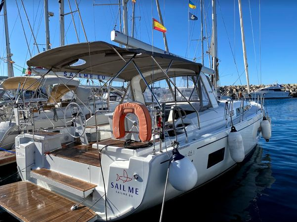 Beneteau Oceanis 46.1 | No Stress - Ibiza