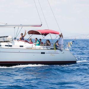 Beneteau Oceanis 473 | Ex Cordis