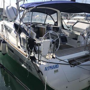 Beneteau Oceanis 45 | Alphard