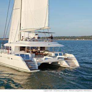 Lagoon 620   Dream Martinique