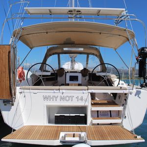 Dufour 390 | Why not 14