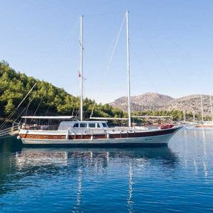Gulet nájem - Turecko