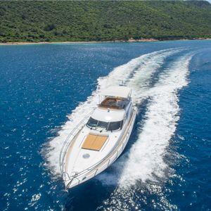 Моторная яхта - Турция