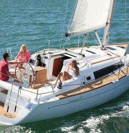 Beneteau Oceanis 37   Tres Jolie