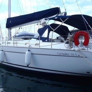 Beneteau Cyclades 50 | Ikaros