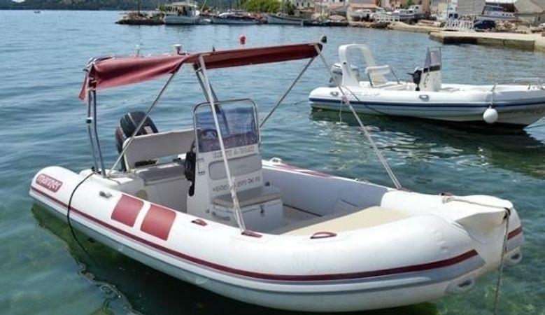 Mariner 560   Speed