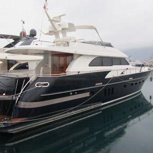 Моторная яхта - Италия