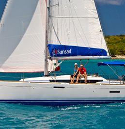 Jeanneau Sun Odyssey 389 | Sunsail 17