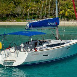 Jeanneau Sun Odyssey 389 | Sunsail 19