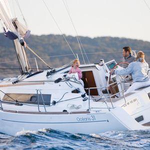 Beneteau Oceanis 31 | Sunsail 16