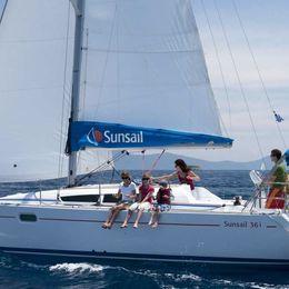 Jeanneau Sun Odyssey 36 | Sunsail 08