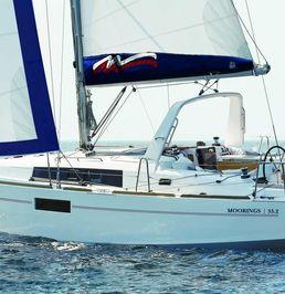 Beneteau Oceanis 35.1 | Moorings 19