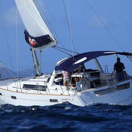 Beneteau Oceanis 45   Moorings 17