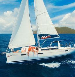 Beneteau Oceanis 42 | Moorings 17
