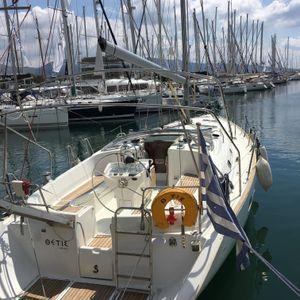 Beneteau Oceanis Clipper 411   Thetis