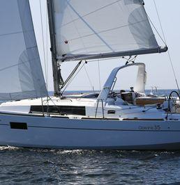 Beneteau Oceanis 35   Beghe