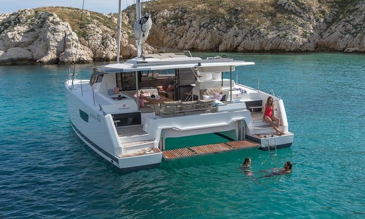Fountaine Pajot Astrea 42 | Cocorico
