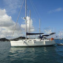 Beneteau Cyclades 39 | Coral