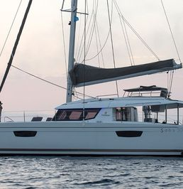 Fountaine Pajot Saba 50 | Good Vibrations