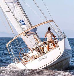 X-yachts 4⁶ | Alcestis